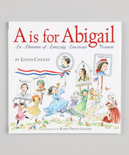A is for Abigail Hardcover