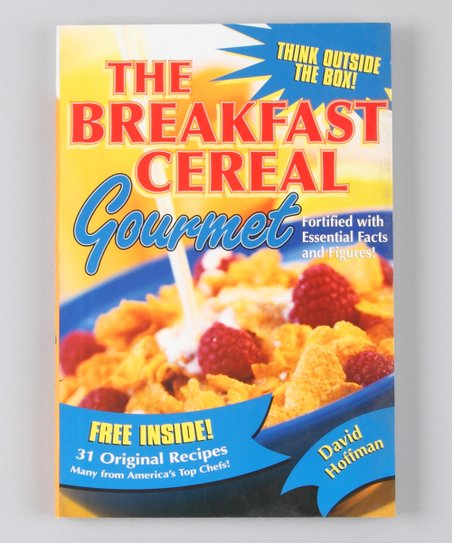 The Breakfast Cereal Gourmet Hardcover