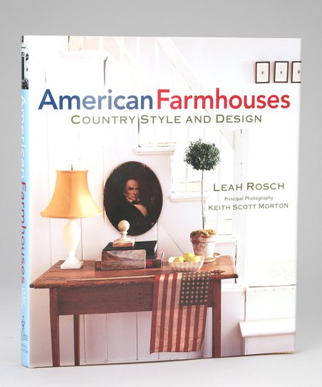 American Farmhouses Hardcover