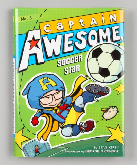 Captain Awesome, Soccer Star Hardcover
