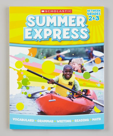 Summer Express Between Grades Two and Three Paperback