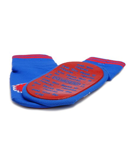 Kansas Jayhawks Gripper Socks