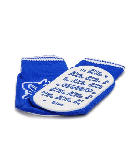 Duke Blue Devils Gripper Socks