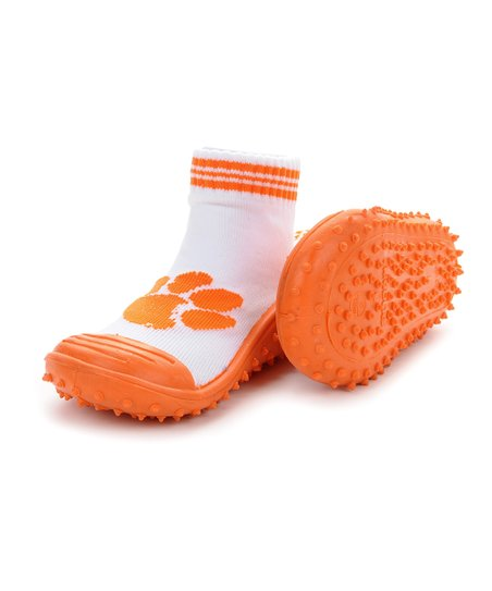 Clemson Tigers Gripper Shoes
