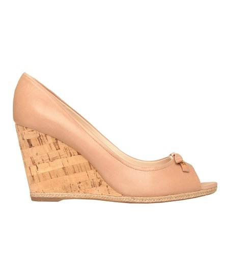 Nudo Peep-Toe Wedge