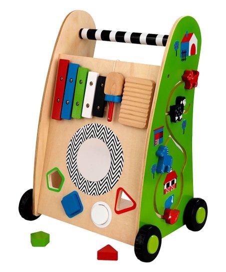 Push-Along Play Cart