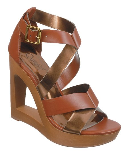 Cocoa Demi Wedge Sandal