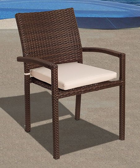 Brown Liberty Stacking Armchair – Set of Four