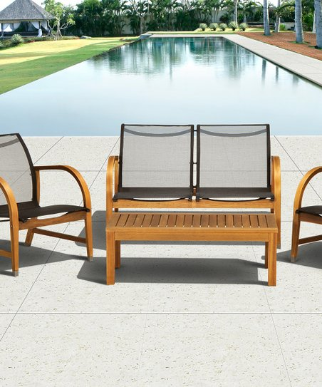 Manhattan Four-Piece Outdoor Seating Set