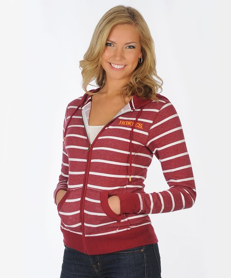 Virginia Tech Hokies Zip-Up Hoodie - Women
