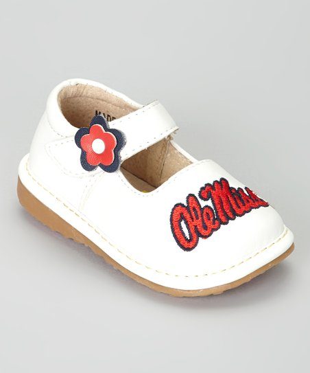 Ole Miss Rebels Squeaker Mary Jane