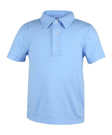 Sailing Blue Polo - Infant, Toddler & Boys