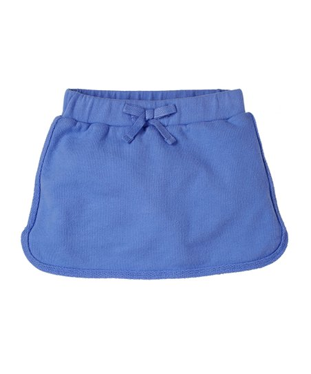 Periwinkle Blue Skirt - Infant, Toddler & Girls