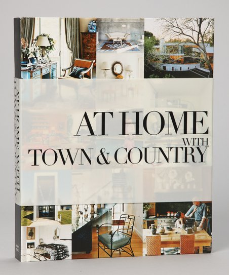 At Home with Town & Country Hardcover