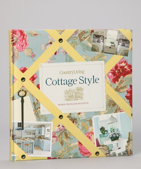 Country Living Cottage Style Hardcover