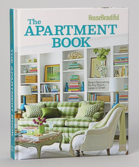 House Beautiful The Apartment Book Hardcover