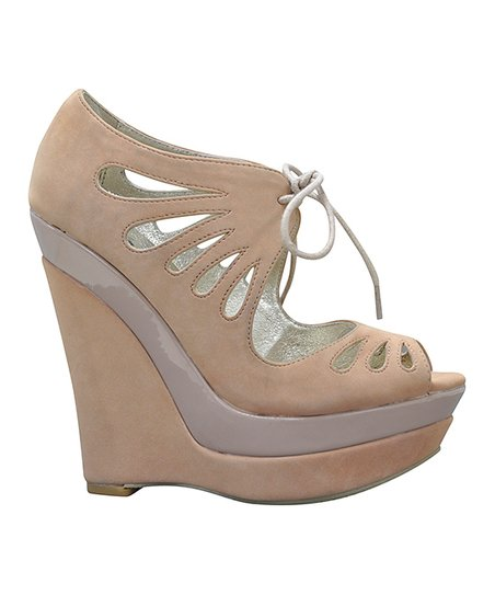 Nude Fly Wedge