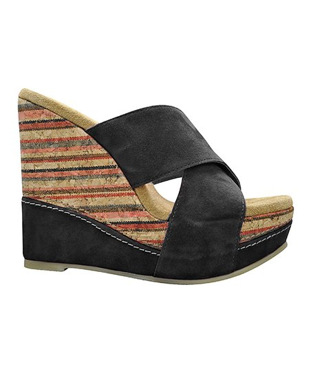 Black Pantry Wedge