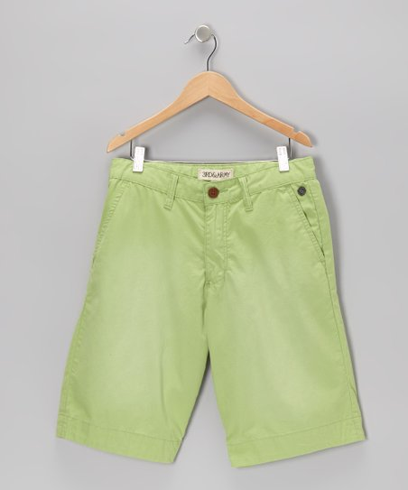 Lime Resorts Chino Shorts