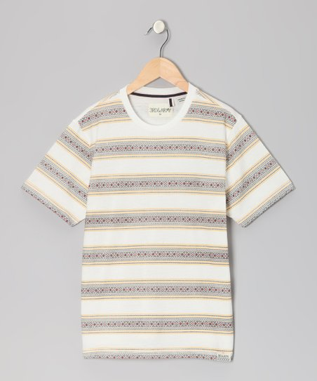 Off-White Vance Stripe Tee