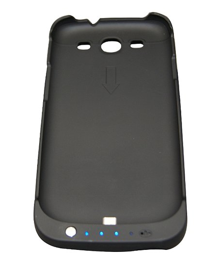 Black Extended Battery Case for Samsung Galaxy S III