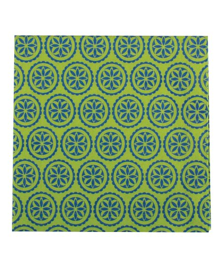 Light Green Jardin Napkin