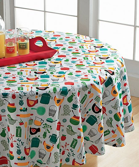 Garden & Farm Tablecloth