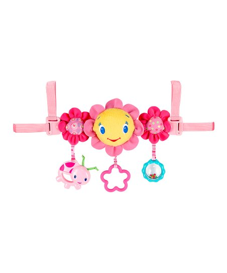 Pretty in Pink Petal Pusher Carrier Toy Bar