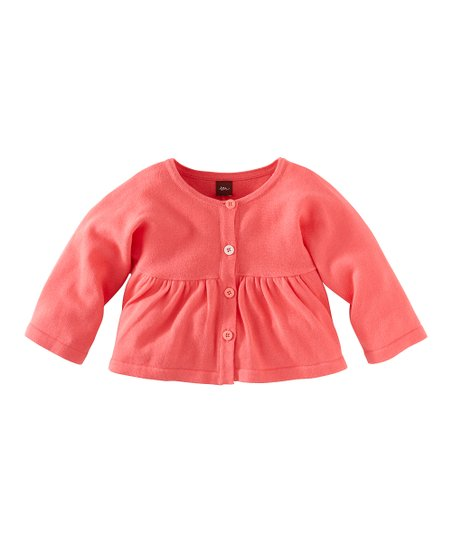 Pink Lemonade Charming Cardigan - Infant, Toddler & Girls