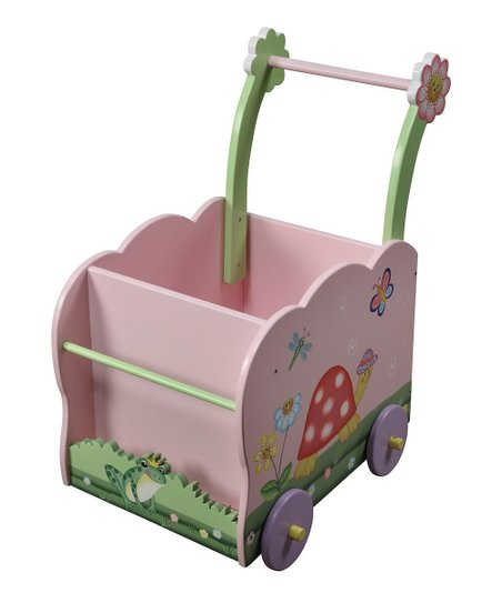 Magic Garden Pushcart