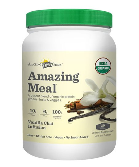 Vanilla Chai Amazing Meal – 30 Servings