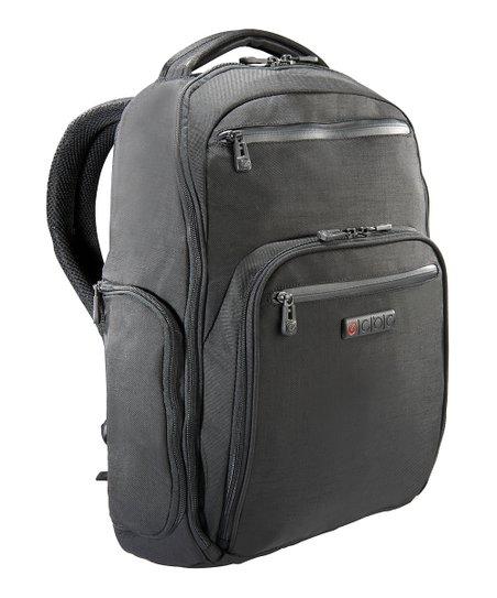 Black Thor Laptop Backpack