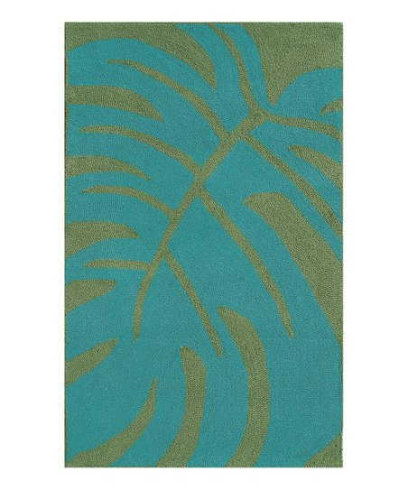 Ginger Blue Indoor/Outdoor Rug