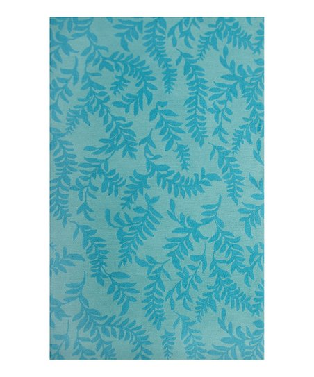 Aqua Miranda Indoor/Outdoor Rug