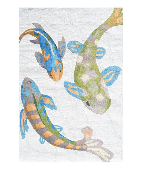 Koi Indoor/Outdoor Rug