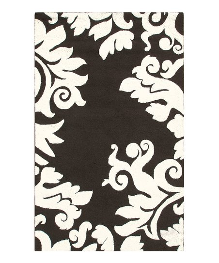 Brown &amp; Cream Gateway Rug