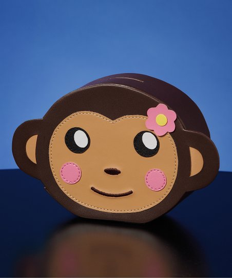 Monkey Jing-A-Ling Bank