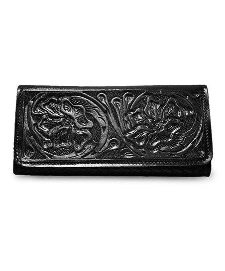 Black Kari Wallet