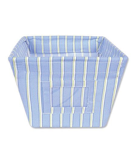 Caterpillar Stripe Gift-Size Fabric Storage Bin