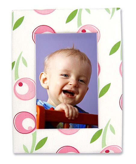 Tulip Fabric-Covered Frame