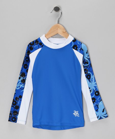 Ocean Breaker Rashguard - Infant, Toddler & Boys