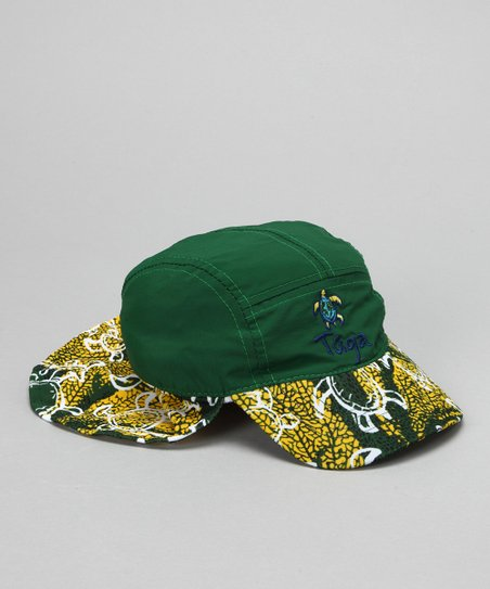 Malachite Turtle Desert Hat