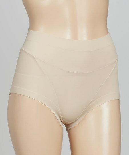 Nude Sculpting Boyleg Briefs - Women & Plus