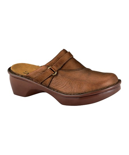Golden Mocha Florence Clog - Women