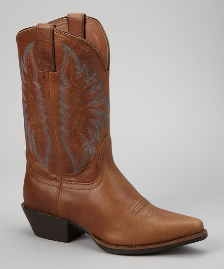 Sable Competitor Cowboy Boot - Women