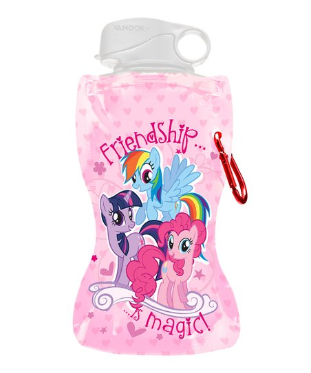 My Little Pony 'Friendship is Magic' Collapsible Water Bottle