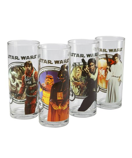 Star Wars 10-Oz. Glass Set