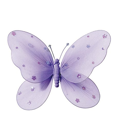 Purple Jewel Butterfly