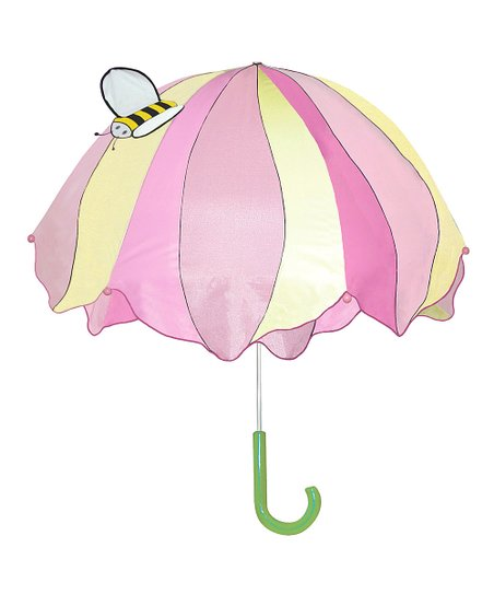 Pink Lotus Umbrella