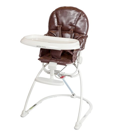 Chocolate G+G 203 Modern High Chair